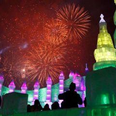 Международный фестиваль льда и снега в Харбине (Часть 1)