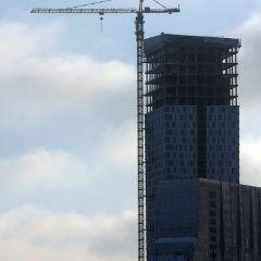 Строящаяся Москва