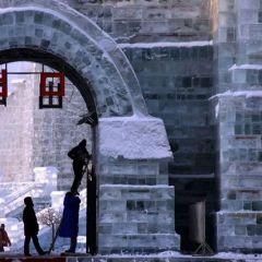 Международный фестиваль льда и снега в Харбине (Часть 2)