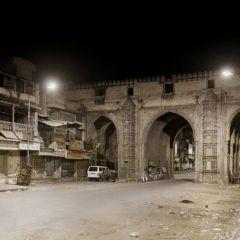 Ночной Ахмадабад