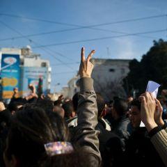 Беспокойный Тунис