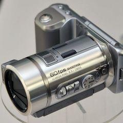 Навороченная камера JVC GX-PX1