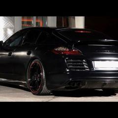 Porsche Panamera Black Edition от ателье Anderson Germany