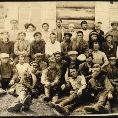 Люди еврейской автономной области в 1929-1931 годах