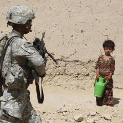 Мирный Афганистан