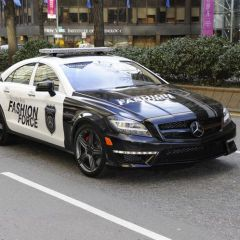 Mercedes-Benz CLS 63 AMG Fashion Force