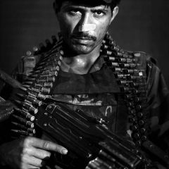 Солдаты Афганской национальной армии
