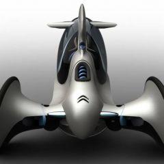 Будущий Citroen E-3POD