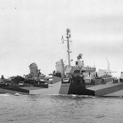 Маскировка кораблей