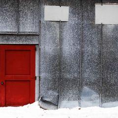 Красные двери со всего света