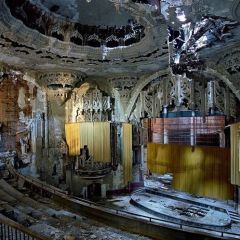 Заброшенные кинотеатры Америки