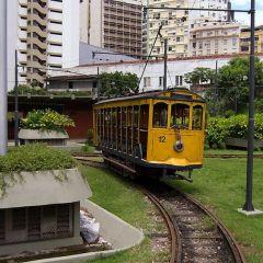 Бразильский Трамвай Бондиньо
