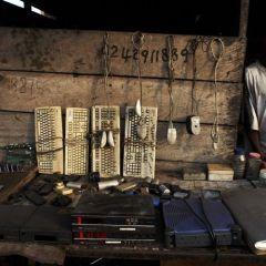 Гана - столица электронного мусора