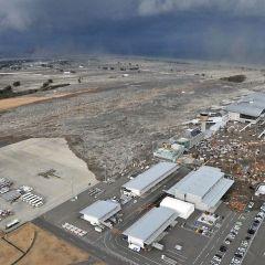 Последствия стихийных бедствий в Японии