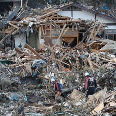 Итоги землетрясения и цунами в Японии