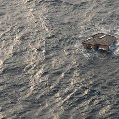 Последствия удара стихии в Японии