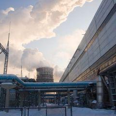 Ульяновская ТЭЦ-1 изнутри: как делают тепло и электричество