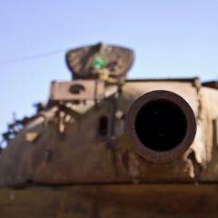 Танковая погибель в Эритрее