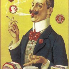 Досоветская реклама
