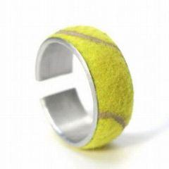 Поделки из теннисного мяча