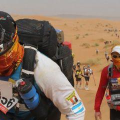 Песчаный марафон состоялся в 26-й раз