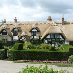 Уютные английские домики