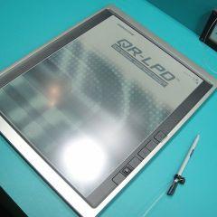 Обновленный дисплей QR-LPD от Bridgestone