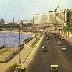 Столица в 60-е годы