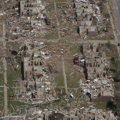 Итоги торнадо в Алабаме