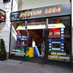 Пражский LEGO музей