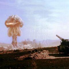 Как испытывали атомное оружие