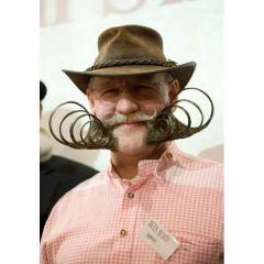 Конкурс бородато-усачей 2011