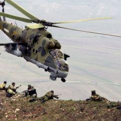 Подборка вертолетов