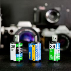 USB-флешка для фотографов