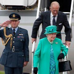 Визит королевы Елизаветы Второй в Ирландию