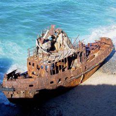 Заброшенные корабли со всего мира (Часть 2)