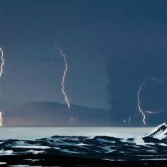 Извержение вулкана Гримсвотн (Часть 2)