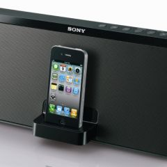 Sony RDP-X60iP для iPhone и iPod