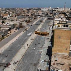 Ливийская война спустя 3 месяца