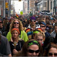 Международный Марихуановый Марш