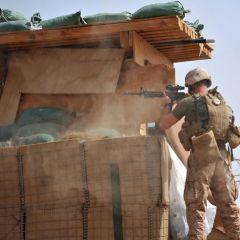 Майский памятный день в Афганистане 2011