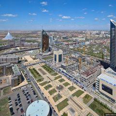 Высотная Астана (Часть 3)