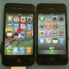 Новая подделка iPhone 4
