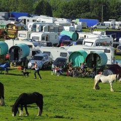Эпплбийская цыганская ярмарка коней