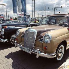 Московский день Mercedes-Benz. Как это было