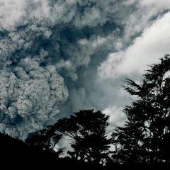 Чилийский вулкан Пуйеуэ (Часть 2)