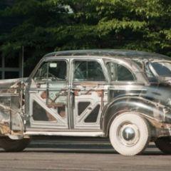 Необычный Pontiac 39-го года
