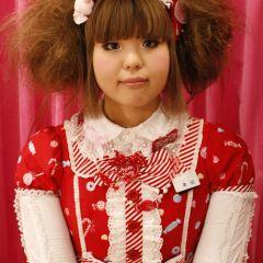 Мода Лолиты в Японии