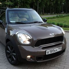 BMW MINI Cooper S Countryman