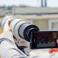 Профессиональный фотоаппарат из iPhone